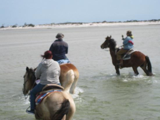 Cedar Island, NC: great ride you should try it