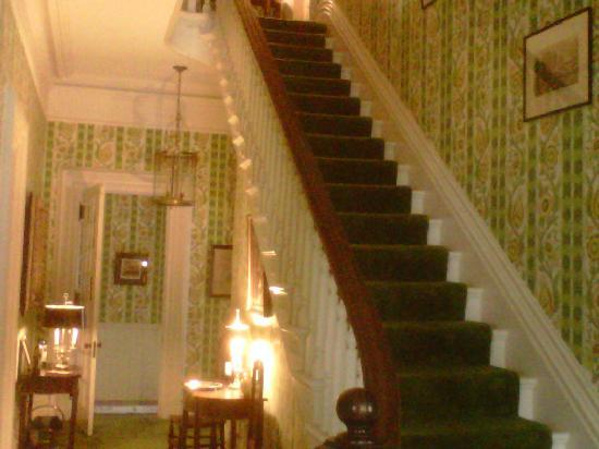 Spencer On Main: Gorgeous spiral staircase