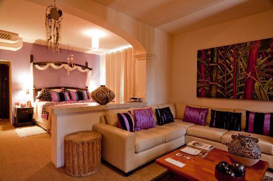 El Chante Spa Hotel : Lake view Suite
