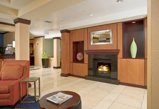 Fairfield Inn & Suites Portsmouth Exeter: All the comforts of home await you