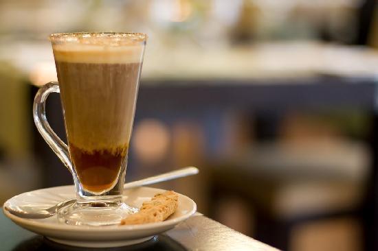 Carpaccio Ristorante Italiano: Irish Coffee
