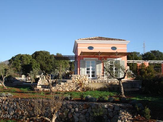 Itri, Italy: Casa dal giardino
