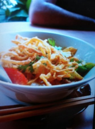 May Kaidee's Vegetarian Restaurant : Khao Soi. Delicious!