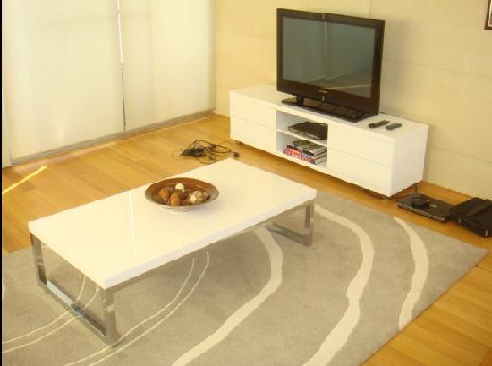 Alouarn Apartments: living area