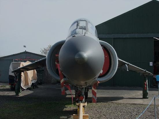Midland Air Museum: Sea Harrier