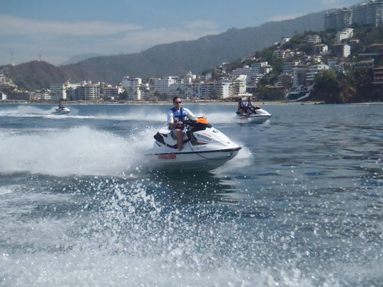 Eco Explorer Jet Ski Safari: tours puerto vallarta