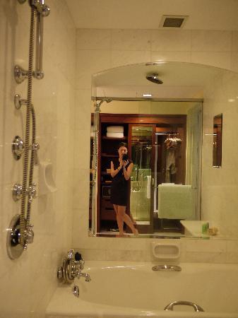 Park Hyatt Saigon: classy toilet