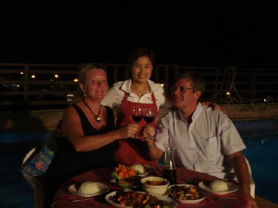 Lanta Residence & Spa : Mama Kai Restaurant