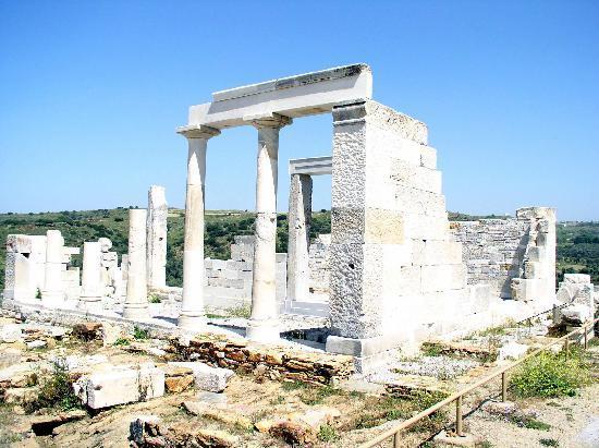 Temple of Demeter: Der Demeter-Tempel