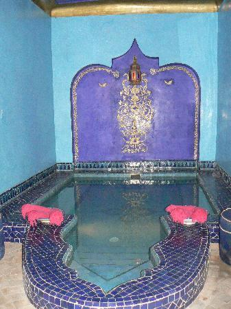 Riad Fatinat Marrakech: Piscine