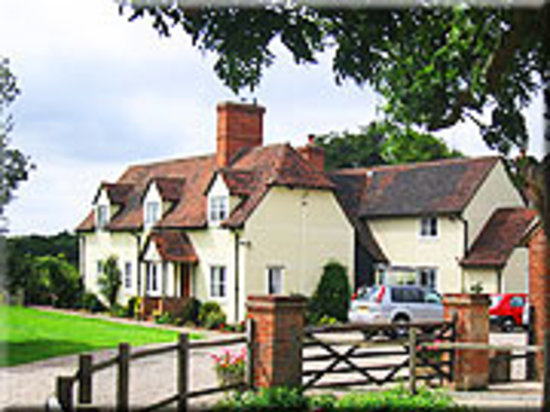 Redgates Farmhouse