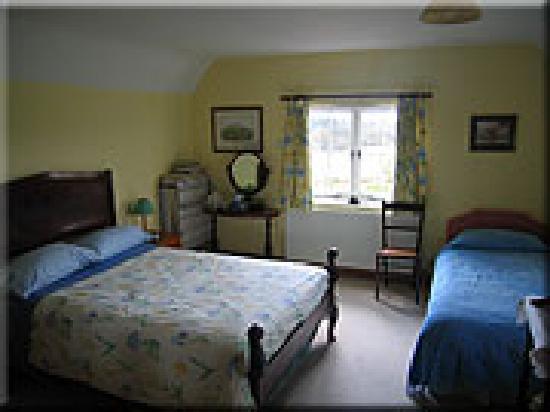 Redgates Farmhouse : Comfortable rooms