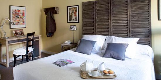 Hotel De La Paix Montparnasse: Chambre double Supérieure