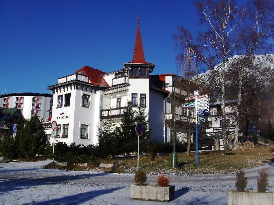 Villa Dr. Szontagh: Villa Szontagh