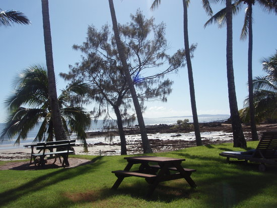 Yeppoon, Australia: What a relaxing view! Who wouldn't love this.