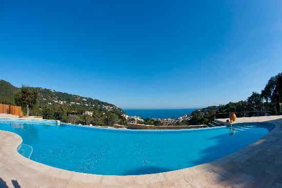Hotel Blau Mar: Blau Mar view