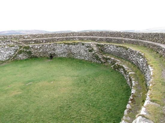 Grianan Of Aileach : Great Free Attraction