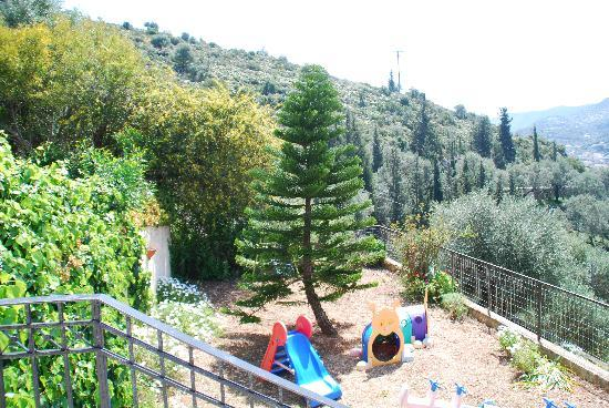 Vathy, Greece: Playground