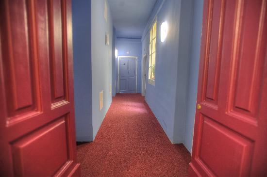 Astra Hotel: Interior