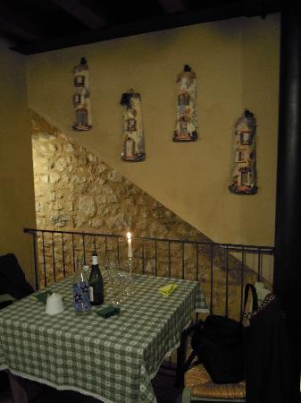 Country Club Da Cesco: Sala da pranzo