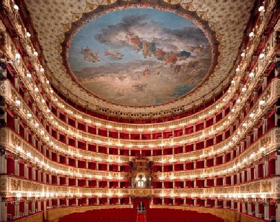 Foyer San Carlo Opera House Picture Of Teatro Di San