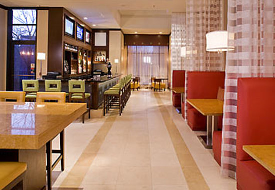 Marriott St. Louis West: Blue Fire Grille