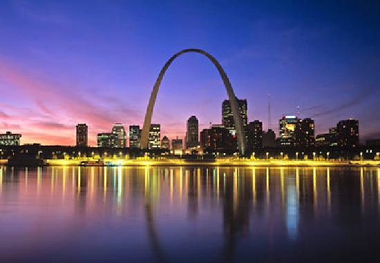 Marriott St. Louis West: Gateway Arch