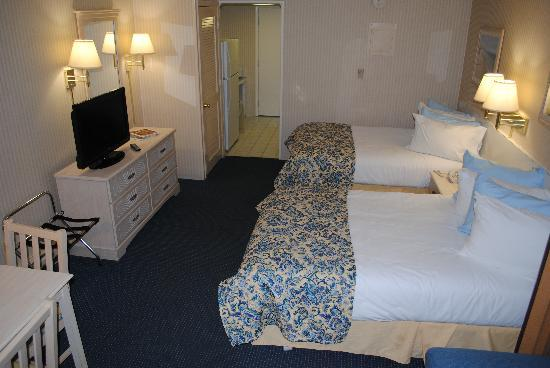 The Spinnaker: Newly Renovated rooms!