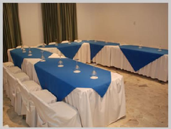 Hotel Casa Del Sol : Salon de Reuniones