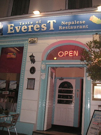 Taste of Everest