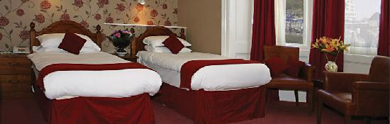 Merrion Hotel: Modern Bedrooms