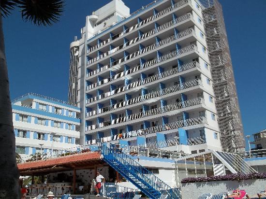 Acantilado de los gigantes picture of catalonia las vegas puerto de la cruz tripadvisor - Hotel catalonia las vegas puerto de la cruz ...
