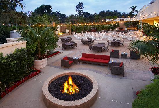 The Duke Hotel Newport Beach: Bamboo Garden- Weddings & Events