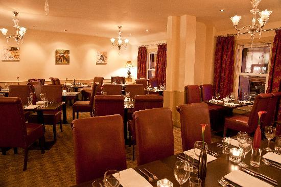 ART Restaurant: The upstairs bistro, perfect for private parties