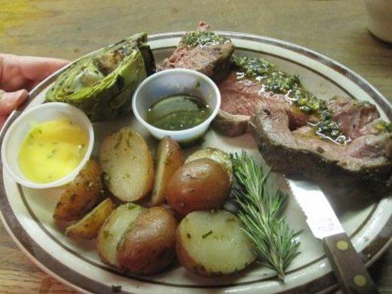 Mother Hubbard's Restaurant: Dinner