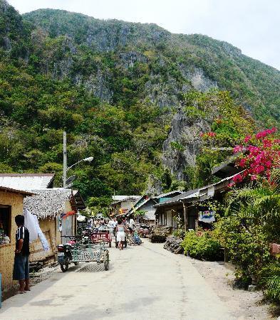 La Salangane Hotel: Village d'El Nido
