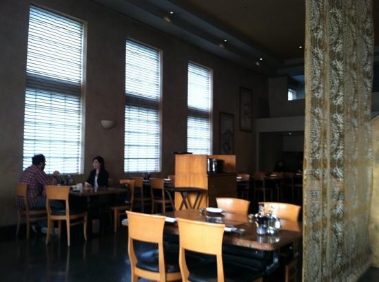 Woo Lae Oak Main Dining Room