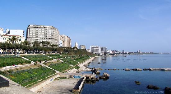Taranto, Italien: lungomare