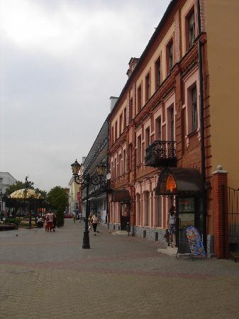 Brest, Hviterussland: Sovetskaja str