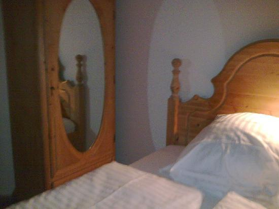 Hotel Westend: letto 2