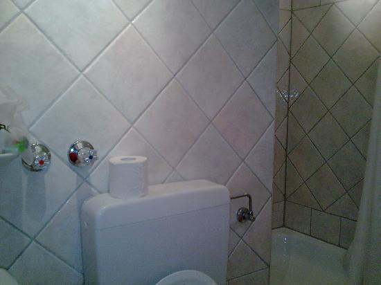 Hotel Westend: bagno, bathroom