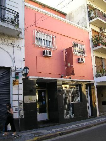 Hotel Sol Montserrat: Frente Hotel