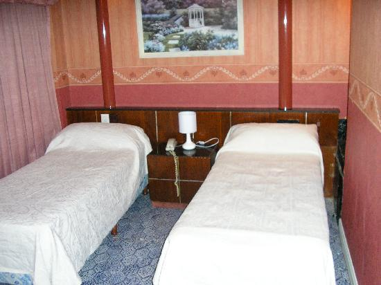 Hotel Sol Montserrat: Doble Twin