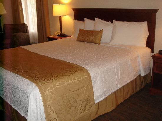 BEST WESTERN PLUS Inn of Hayward: deluxe room