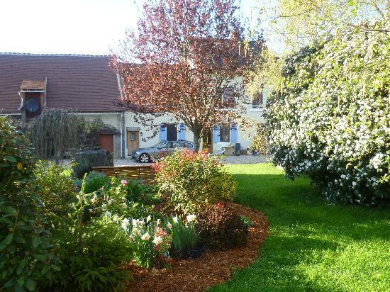 Appleton's Farmhouse: The house from the garden