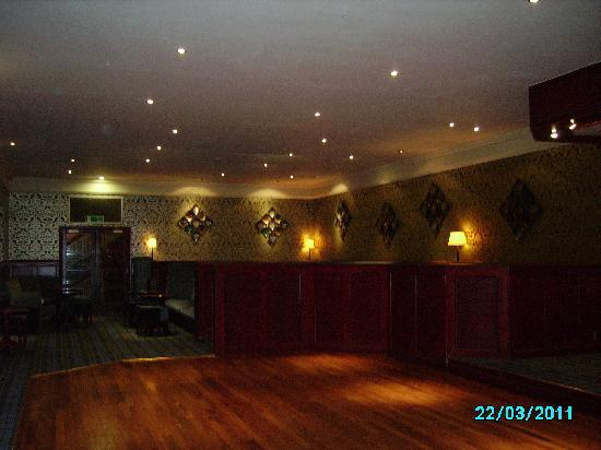 Loch Achray Hotel: Entertainment Room