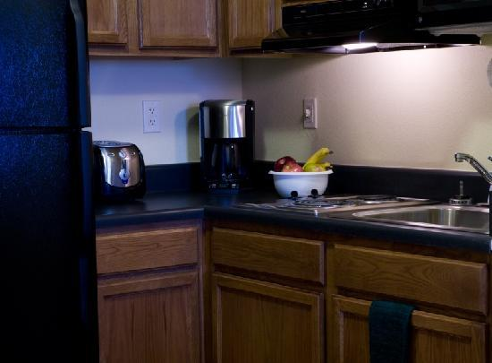InTown Suites Columbus: Fully Equipped Kitchens in Every Suite!