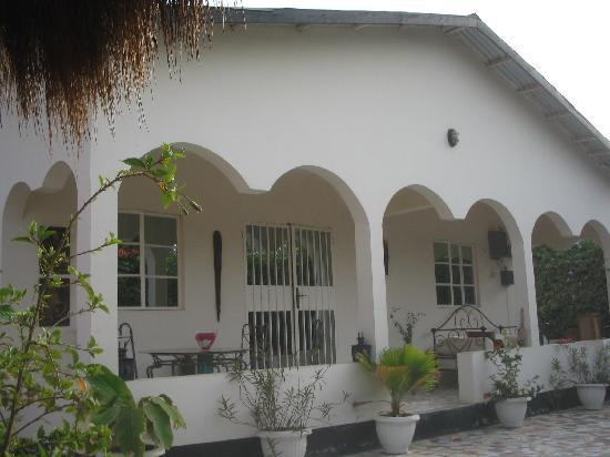 Mandinka Lodges (Main House)