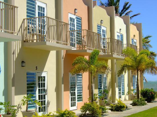Hotel Lucia Beach Villas: Villas