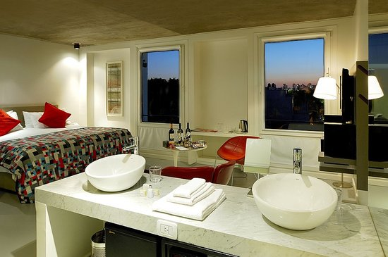 Own Palermo Hollywood: deluxe suite